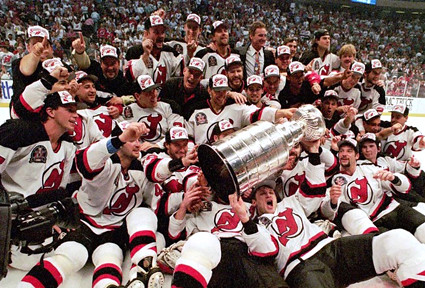 New Jersey Devils 1995 Stanley Cup