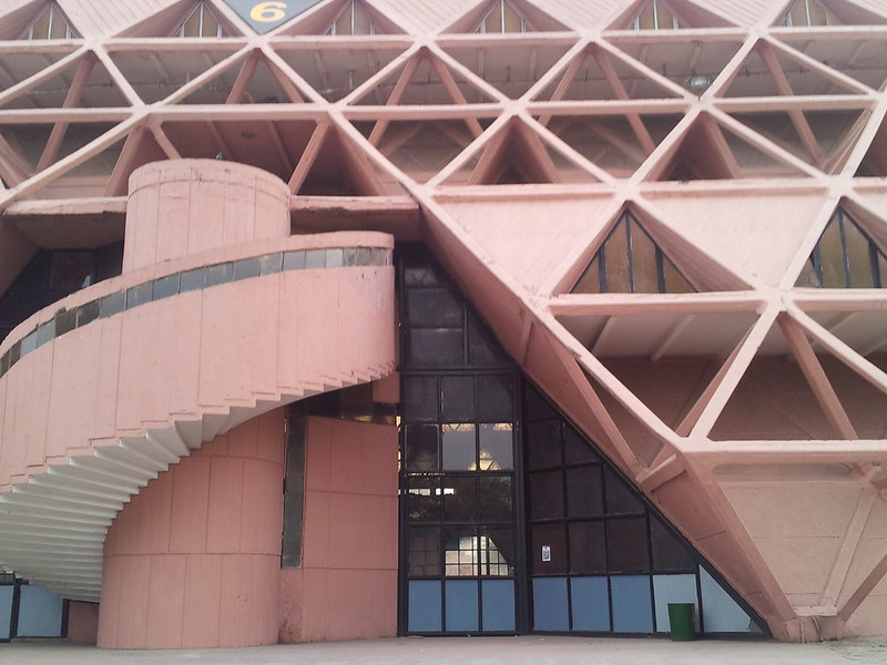 Letter from Venice - Remembering the Hall of Nations, Pragati Maidan