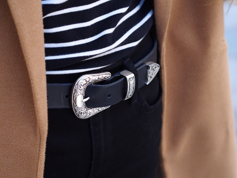 ASOS Western Buckle Belt