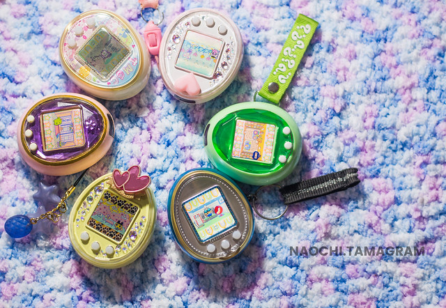 naotchi's tamagotchi collection