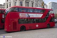Wrightbus NRM NBFL - LTZ 1487 - LT487 - Liverpool Street 11 - Go Ahead London - London 2017 - Steven Gray - IMG_8687