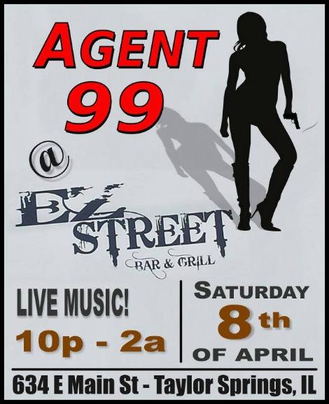 Agent 99 4-8-17