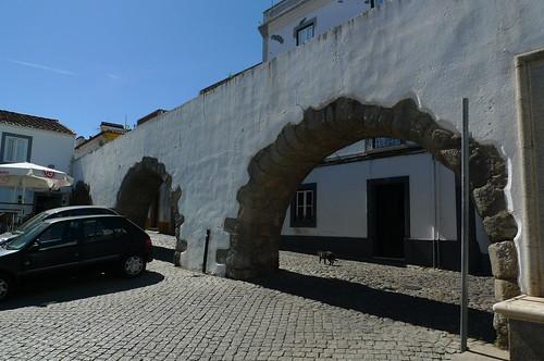 Aqueduct - Evora, Portugal