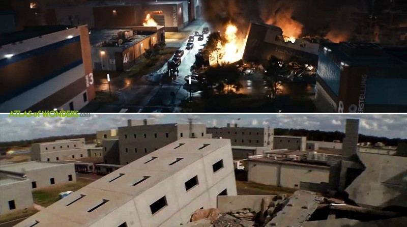 The Fate of the Furious film locations