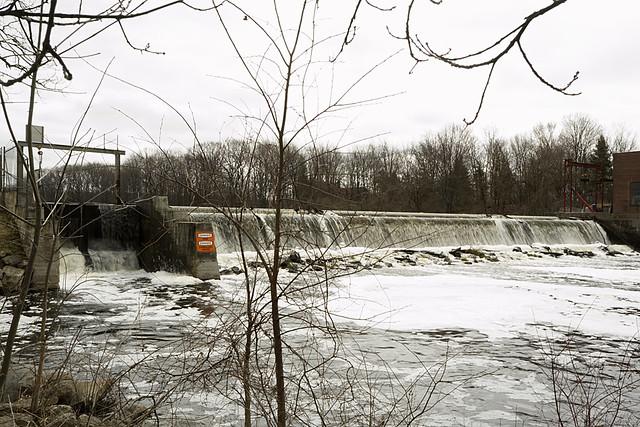 The Smithville Dam