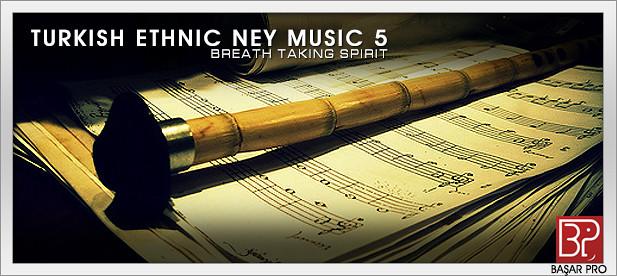 Turkish Ethnic Ney Music 5