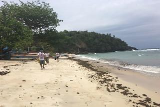 Sibale island - Sampong Gui-ob beach walk