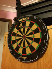 Three Darts on the 20