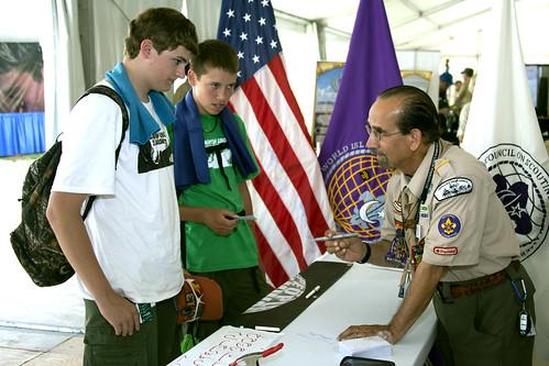 English essay boy scouts