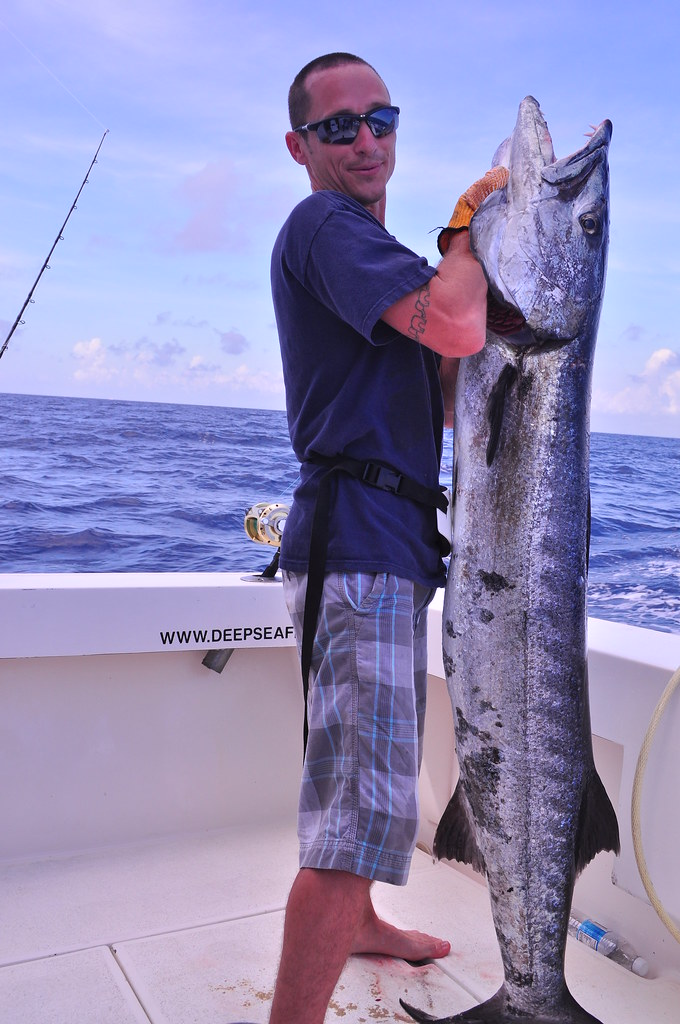 Barracuda Fishing Cancun Kianah 39 S Sportfishing Flickr