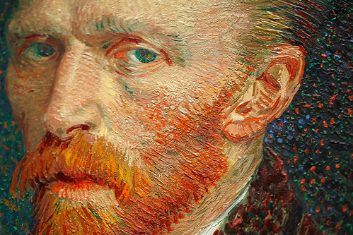 how to get van gogh with prisma
