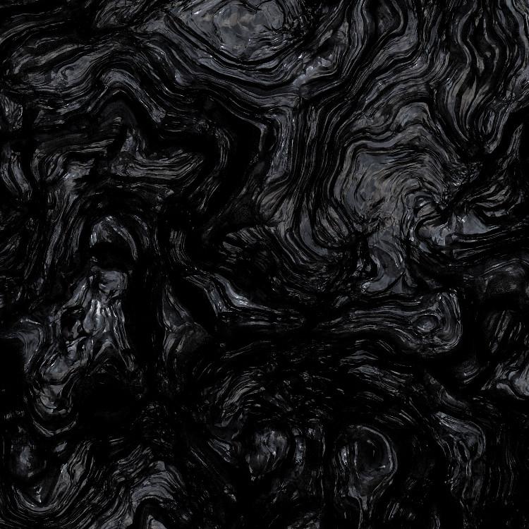 Glass Black Paint
