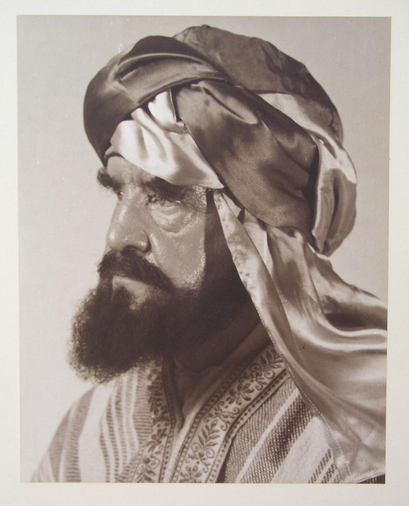 ahab the arab sheik of the burning sands