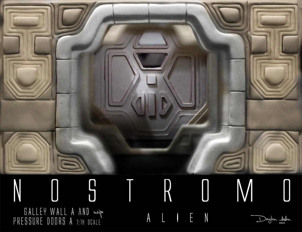 ... NOSTROMO-PRESSURE-DOOR-B1-w-Galley-Panel-1 | & NOSTROMO-PRESSURE-DOOR-B1-w-Galley-Panel-1 | sith_fire30 | Flickr