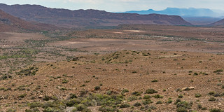 Nuweveld Mountains im Karoo Nationalpark
