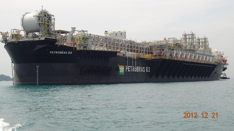 Petrobras 63-6