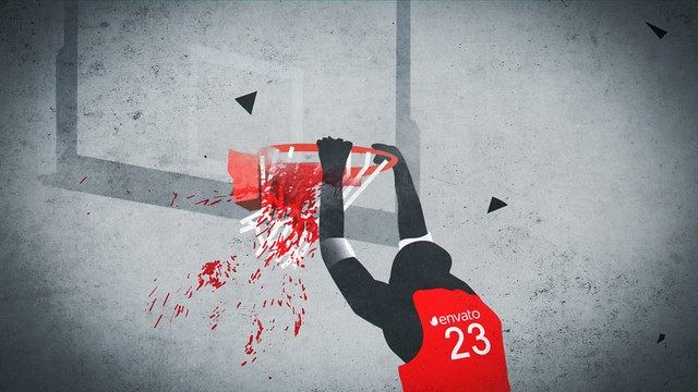 Cool Basketball Intro by Videostones | VideoHive