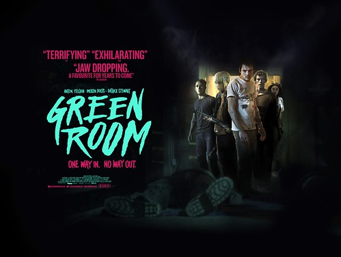 Green Room - Poster 3
