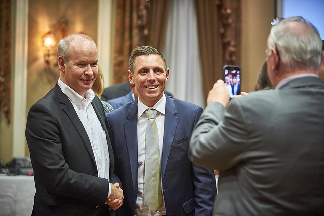 CEOs of Hamilton - Patrick Brown