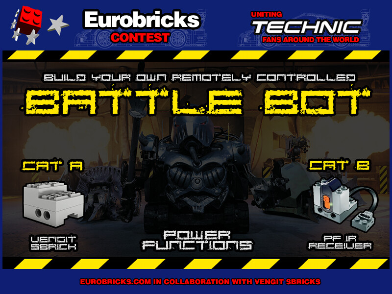 Eurobricks TC11 Battle Bots Contest