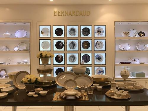 Bernardaud porcelain wares
