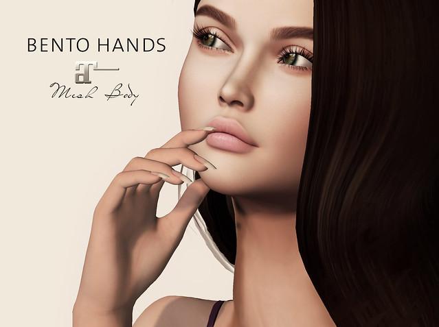 Maitreya Bento Hands