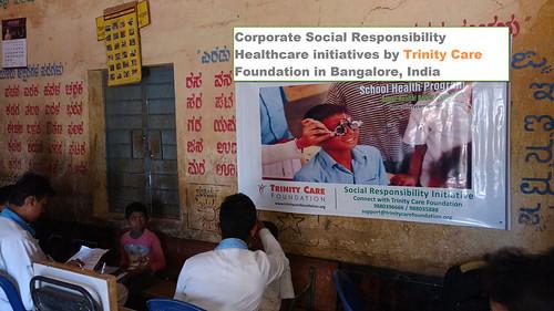 Corporate Social Responsibility Bengaluru