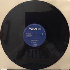 YAZOO:DON'T GO(RECORD SIDE-B)