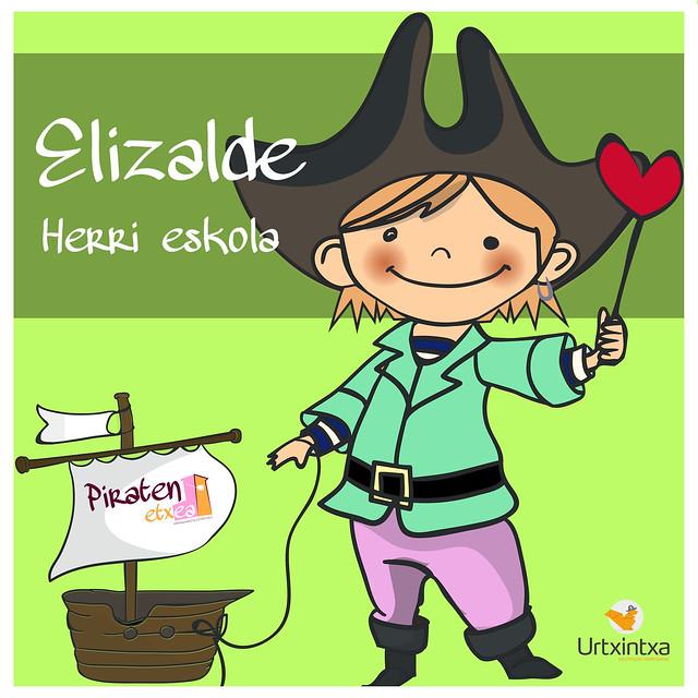 Egonaldi Pirata- Elizalde herri eskola 2017/06/5-6