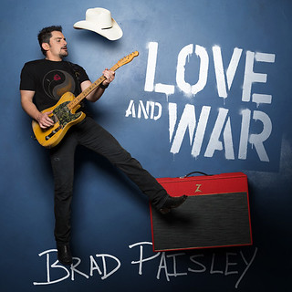 Brad Paisley - Love and War