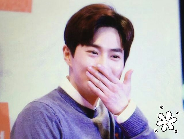 170323 Suho at 'One Line' Movie VIP Premiere