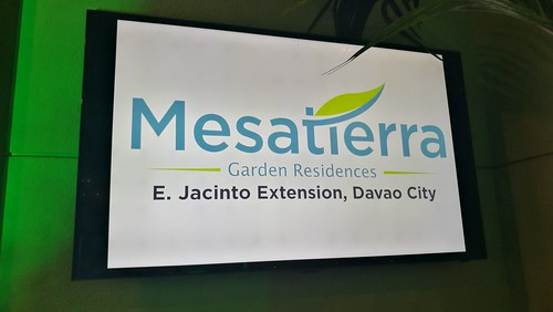 DavaoLife.com | Welcome Home at MesaTierra Garden Residences in Progressive Davao City