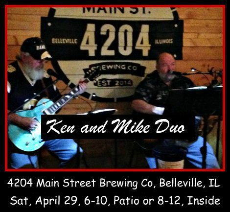 Ken and Mike Duo 4-29-17