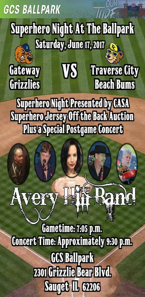 Avery Hill 6-17-17