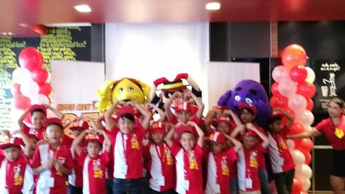 DavaoLife.com | McDo Gives Back with #TeamDDI Thru A McDo Kiddie Crew Workshop for Kids at Balay Pasilungan