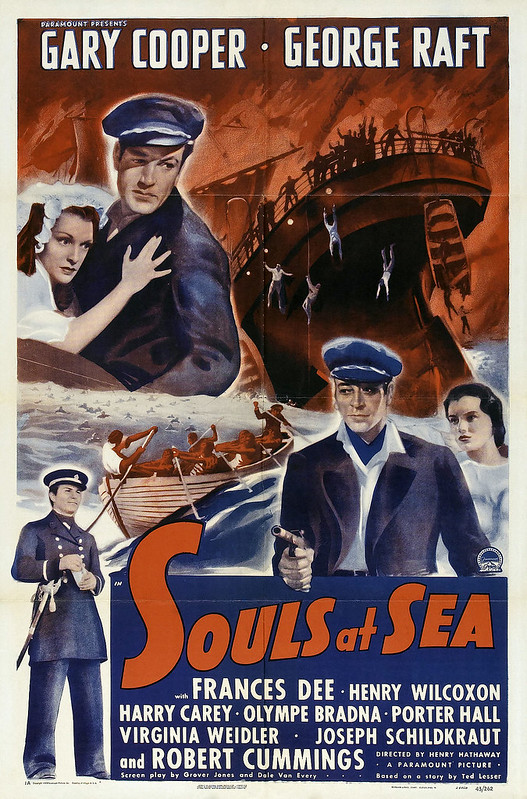 Souls at Sea - Poster 4
