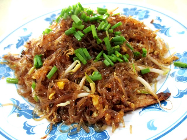 Y2K fried glass noodles 1