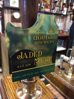Durham Brewery, Jaded Muse, England
