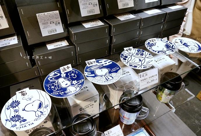 9 日本京都 錦市場 史努比茶屋 スヌーピー茶屋