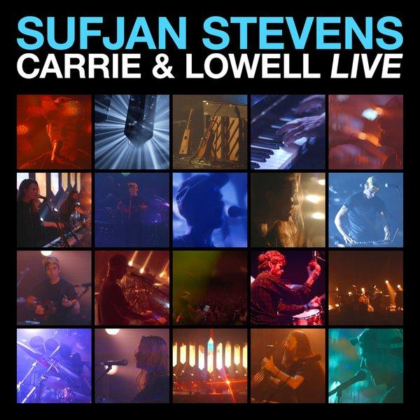 Sufjan Stevens - Carrie And Lowell Live