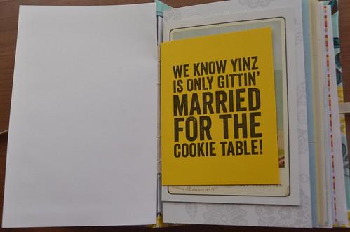 Inside the Handmade Card Album