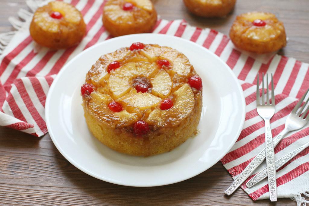 34049827695 8fb7d00b9c b - Taste Test: Maya Yellow Cake Mix Pineapple Upside Down Cake
