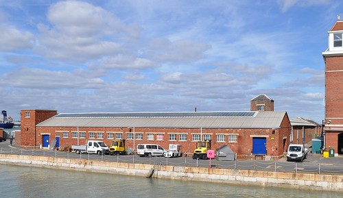 Wharfside building