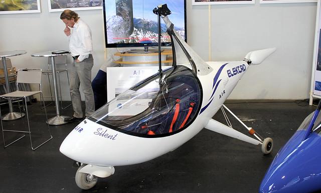 Silent Air Elektro Trike