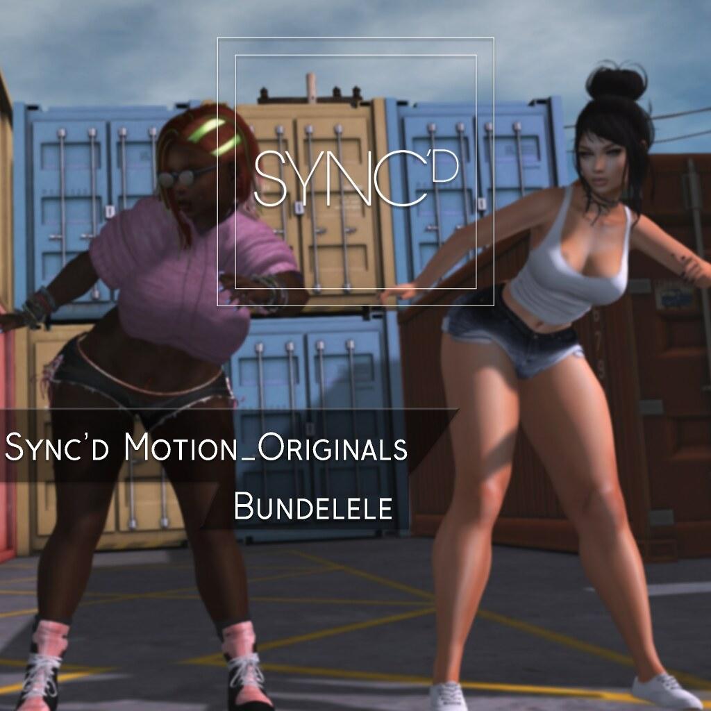 Sync'd Motion__Originals - Bundelele