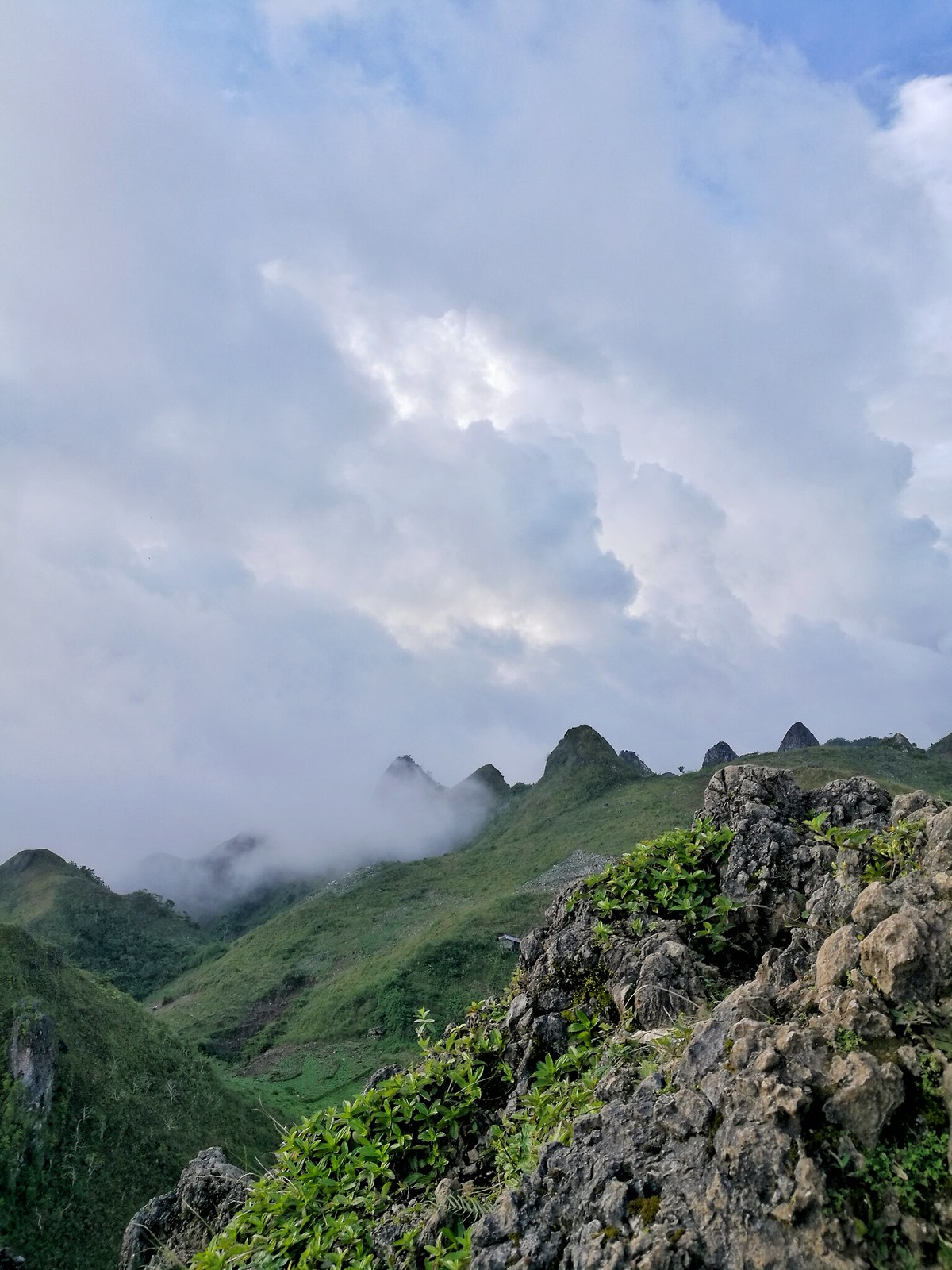 Osmeña Peak in Dalaguete, Cebu