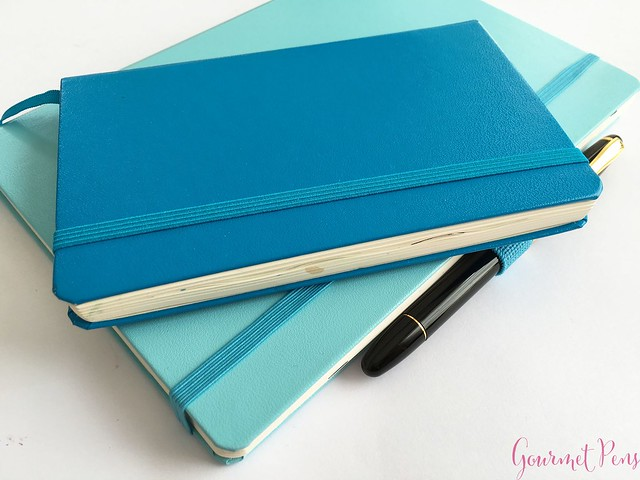 Review @Leuchtturm1917 Medium Hardcover Notebook @CouronneduComte 2