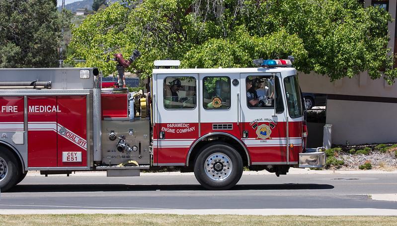 Central AZ Fire Truck