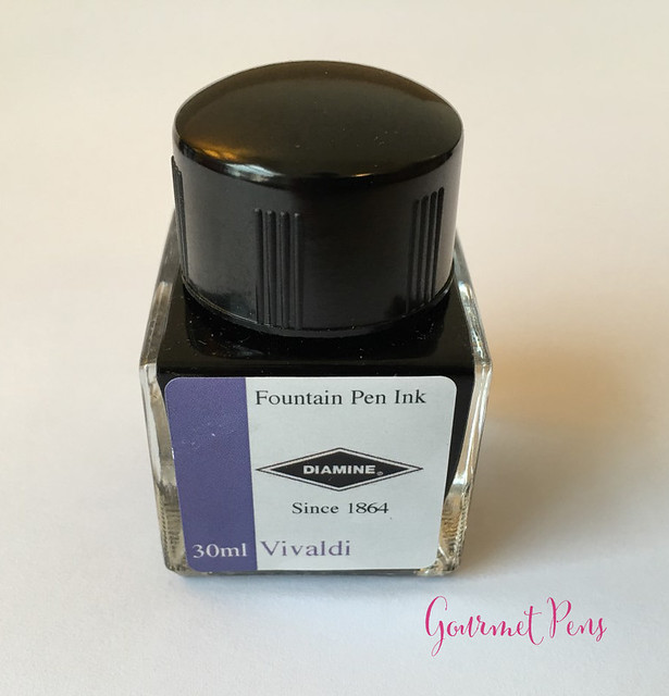 Ink Shot Review Diamine Music Vivaldi @AppelboomLaren 8