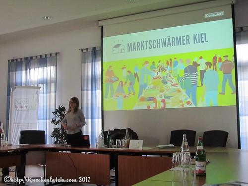 Nordbauer trifft Marktschwärmer, Gastgeberin Nele Markwardt